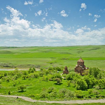 It's Armenia