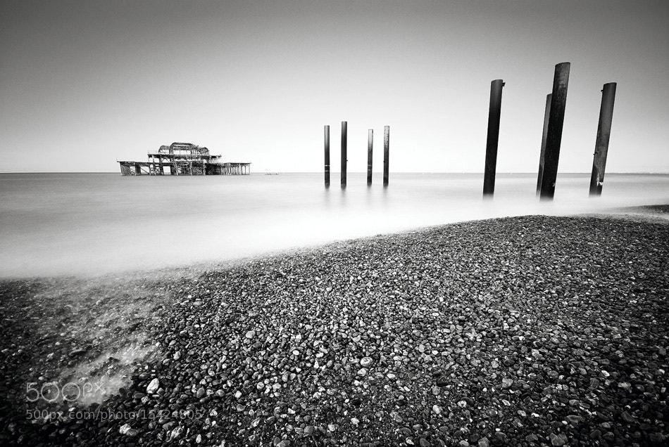 Photograph West Pier 2 by Paweł Prus on 500px