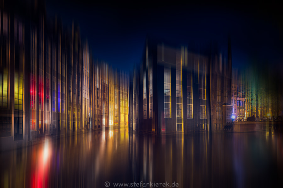 Amsterdam in motion