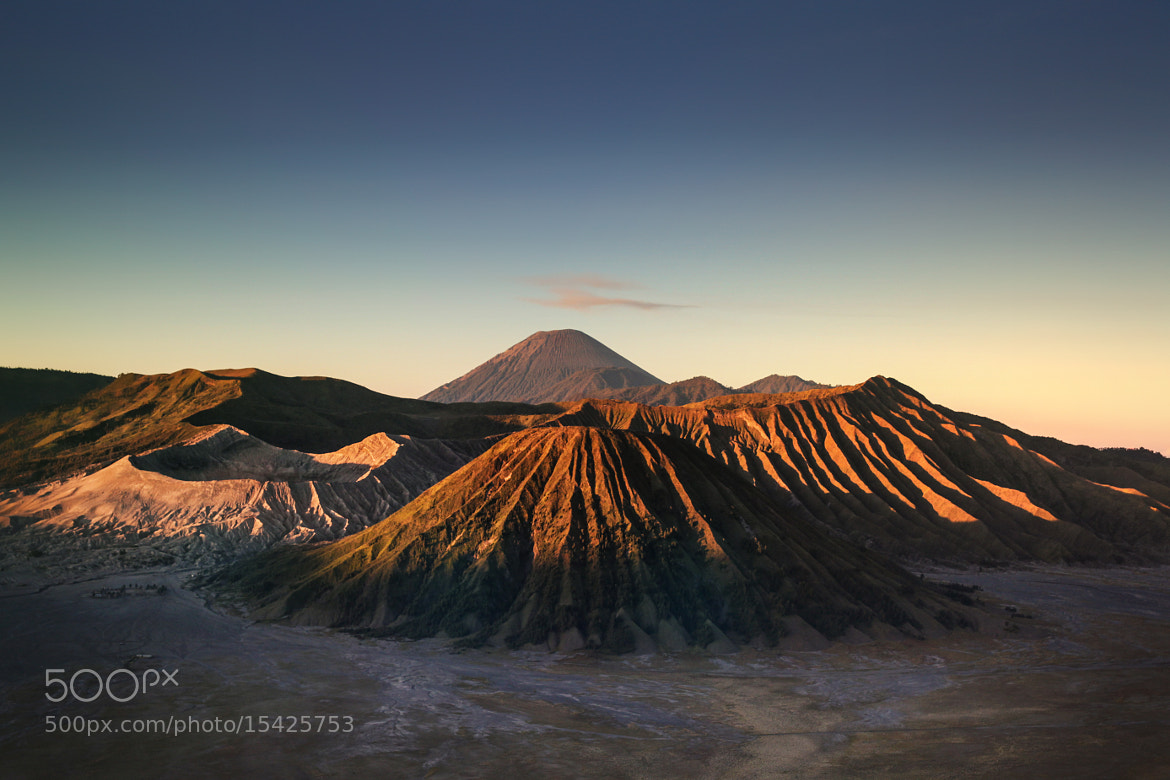 Photograph Wake me up next to the volcano by David Olkarny on 500px
