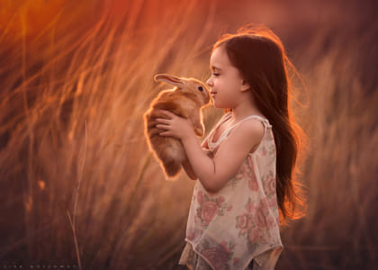 Bunny Kisses by 500px on 500px