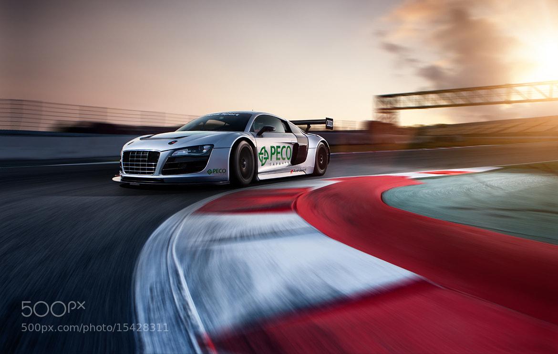 Photograph Audi R8 LMS by Sergey  Krestov on 500px