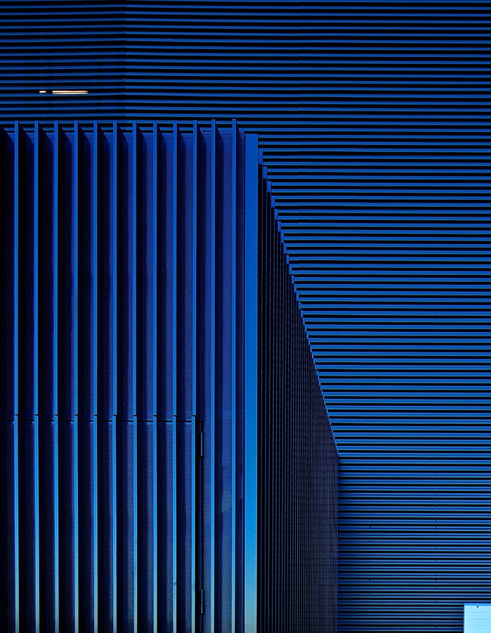 Blue Connection by Max van Son on 500px.com