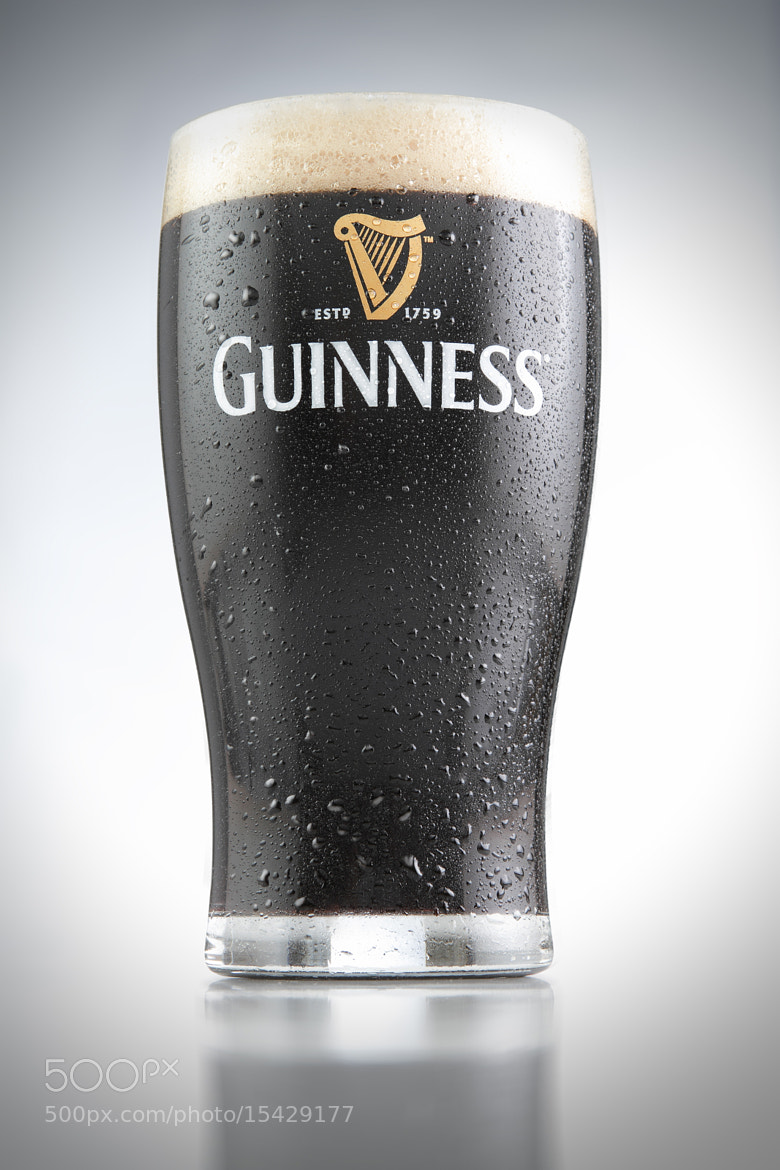 Photograph Guinness by Ariel Cohen on 500px