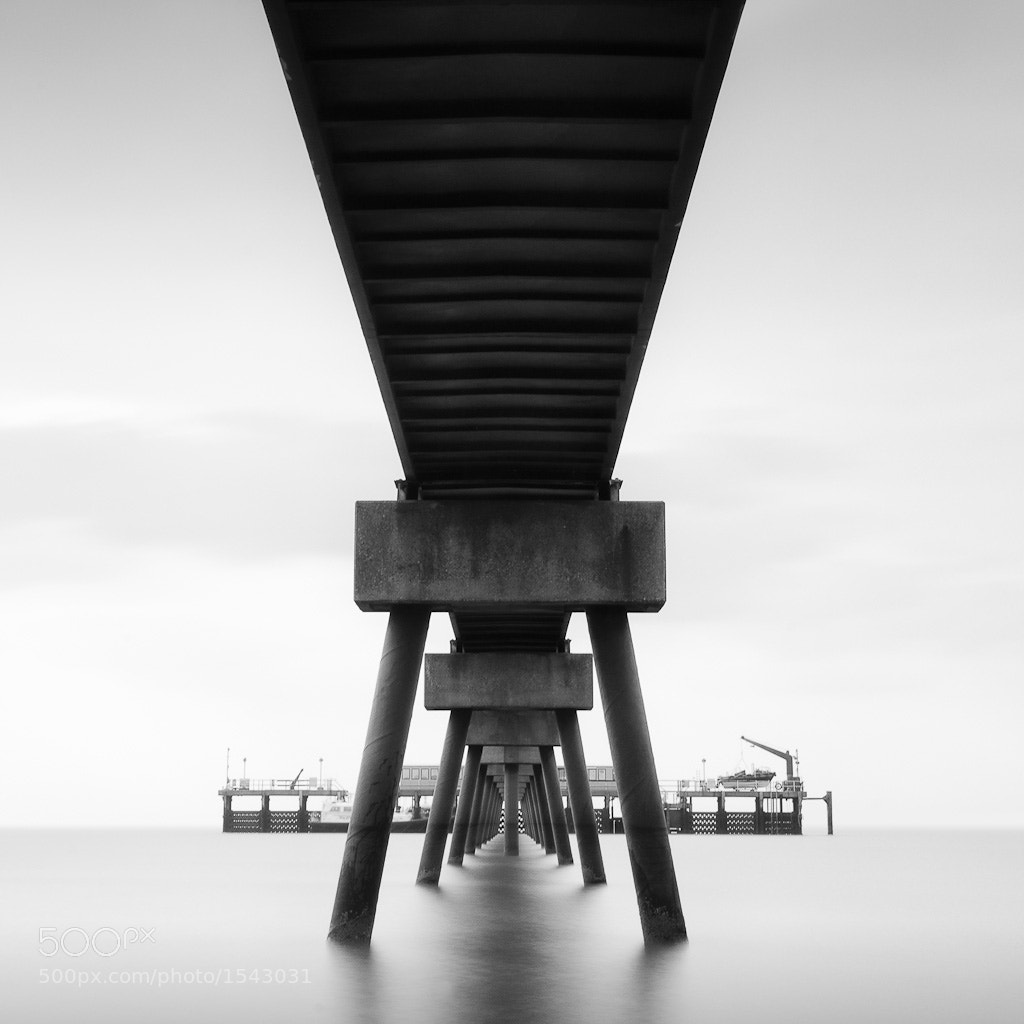 Photograph pier by Giles McGarry on 500px