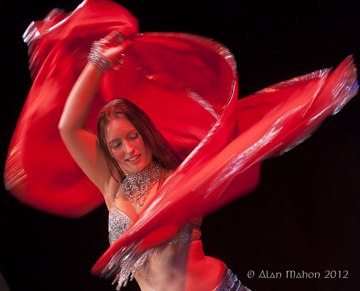 Photograph The Dancer by Alan Mahon on 500px