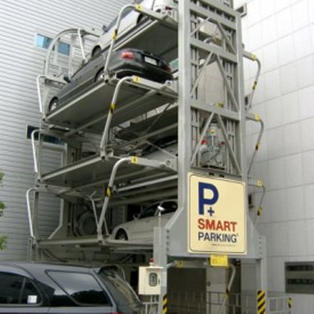 Parking Solutions, Samsung Digimax V3