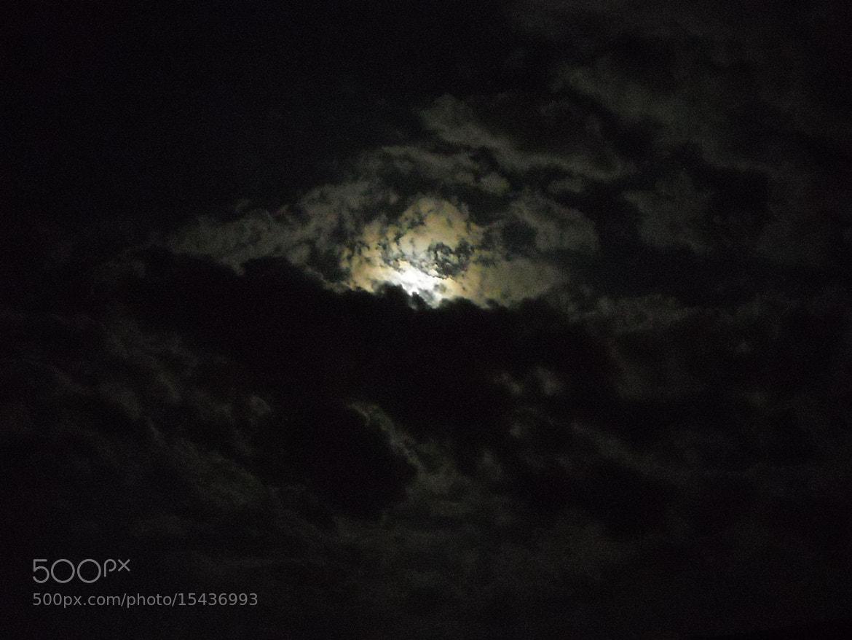 Photograph Cloud Eye by Olja Ohbabyw on 500px