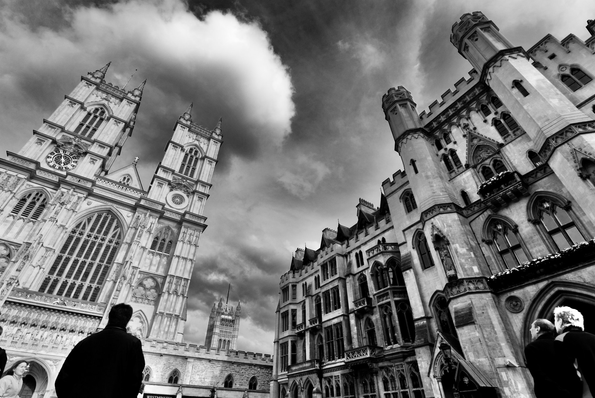 Photograph Westminster Abbey by Harish Natarahjan on 500px