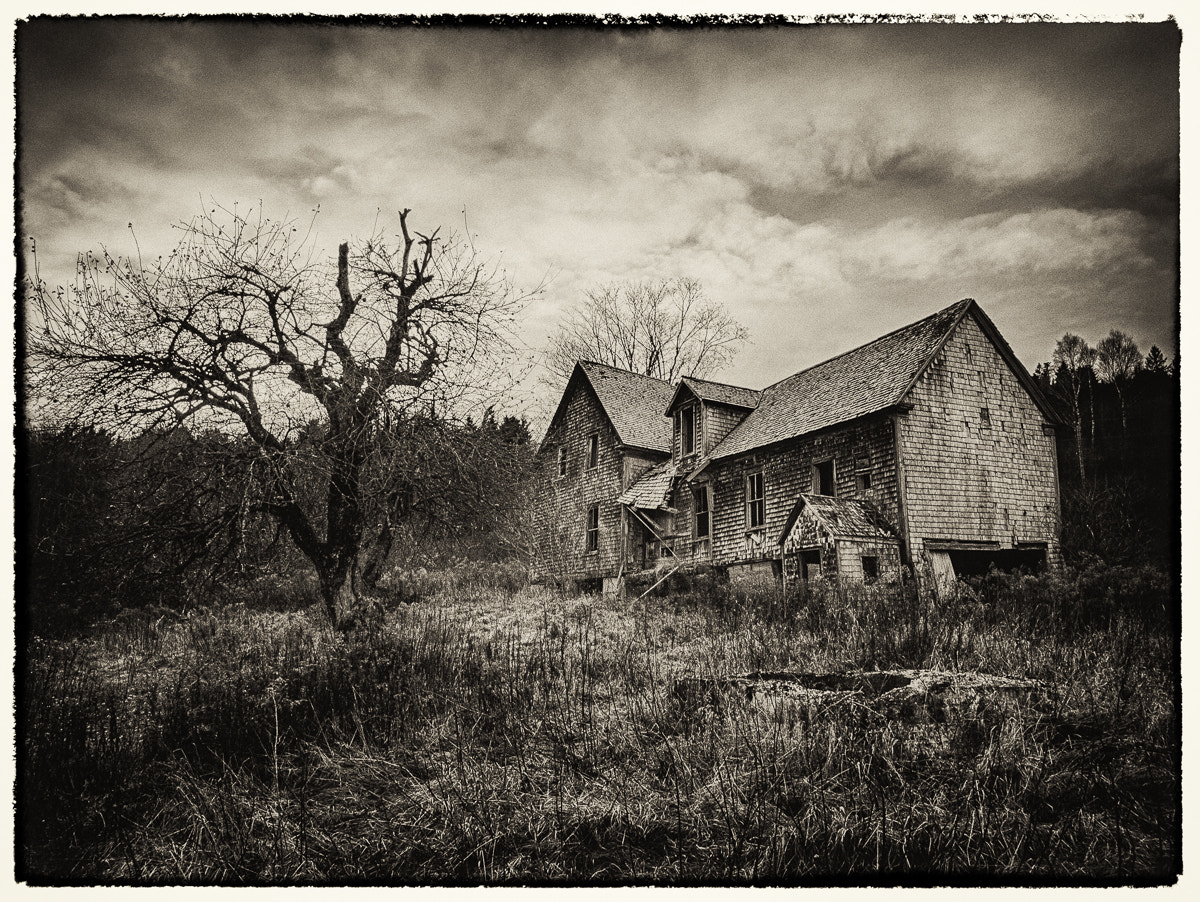 Photograph Old Alma Homestead by chris white on 500px