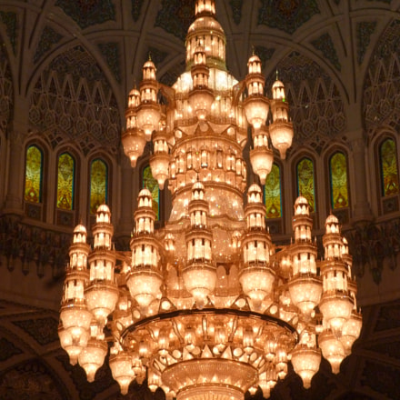 The Grand Chandelier, Panasonic DMC-S2