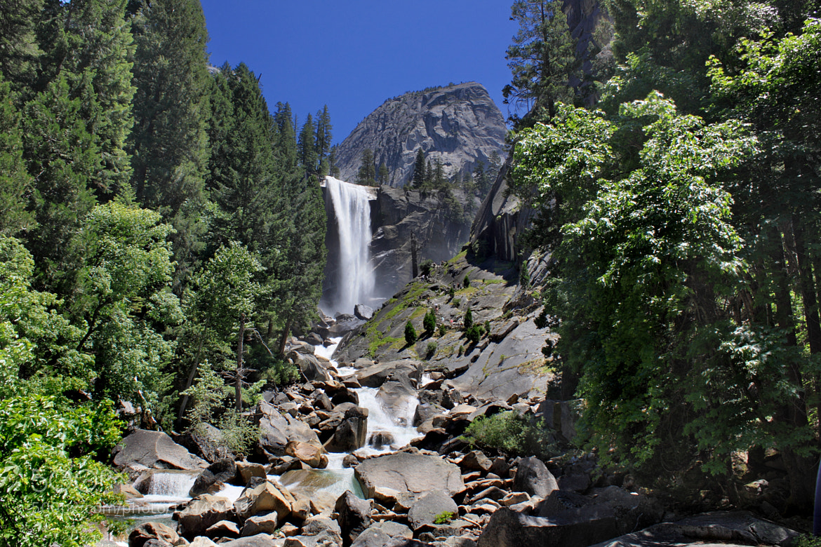 Photograph Vernal Fall by Lee Parks on 500px