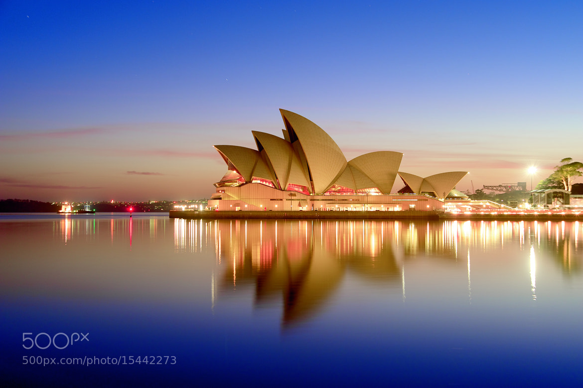 Photograph The harbour House by donald Goldney on 500px