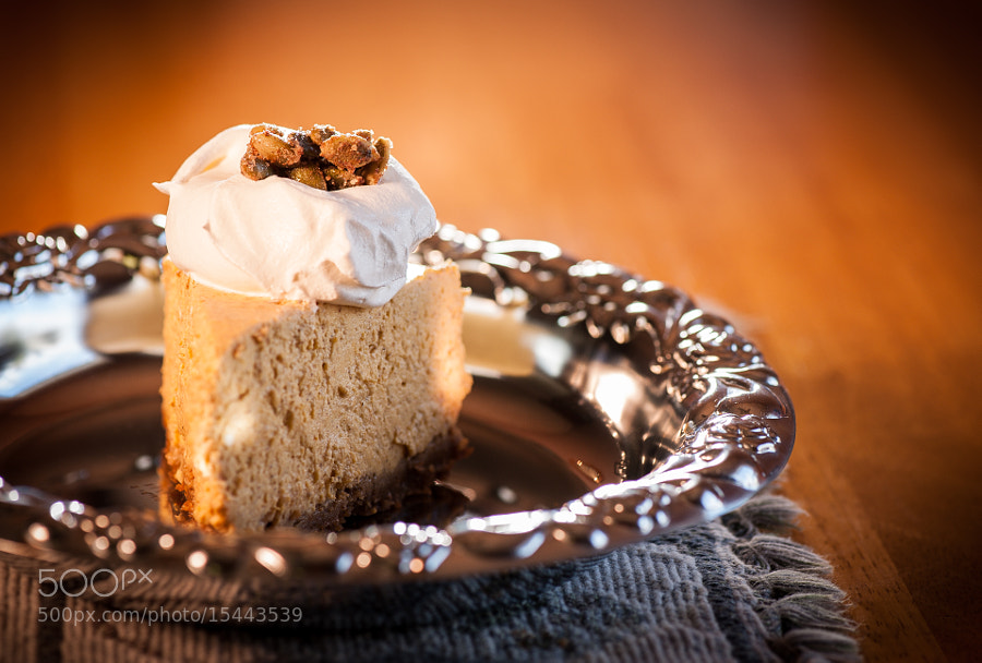 Pumpkin Cheesecake by Jay Scott (jayscottphotography) on 500px.com