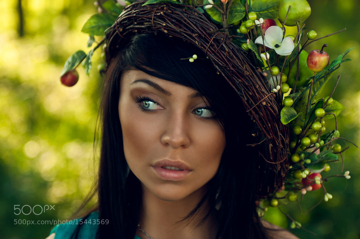 Photograph Miss Spring by Sergey Maltsev on 500px