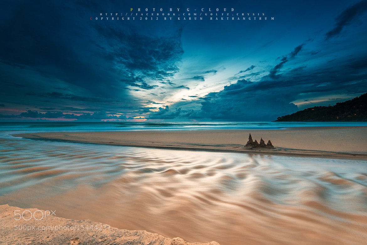 Photograph Mood The Sea by Golfzx Cloud on 500px