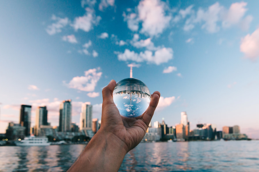 The world in the palm of your hands by Anthony Sotomayor on 500px.com
