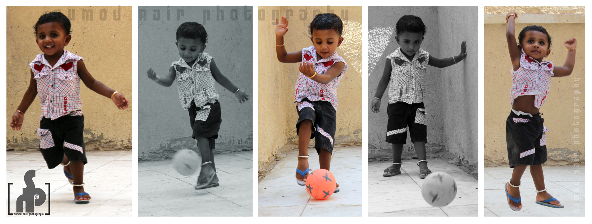 Photograph Future Soccer Star..! Ponnunni  by Sumod Nair on 500px