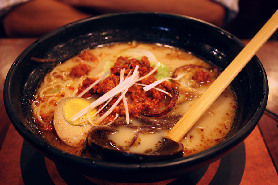 Photograph Ramen  by Quang Pierre on 500px