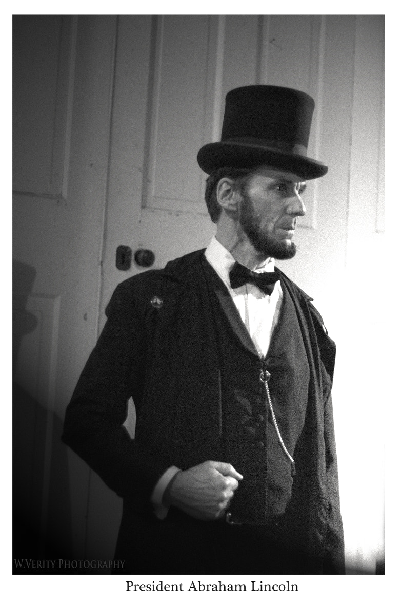 Photograph The Living Lincoln by Warren Verity on 500px