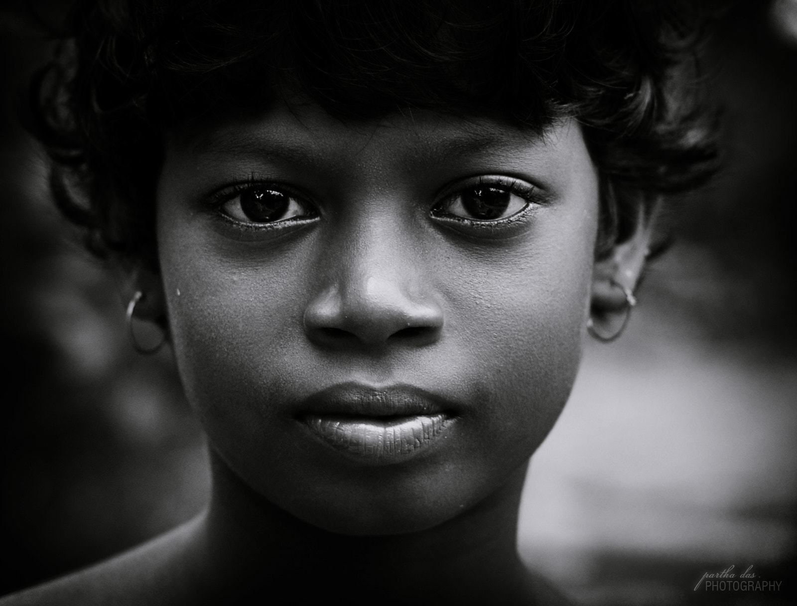 Photograph in her eyes! by Partha Das on 500px