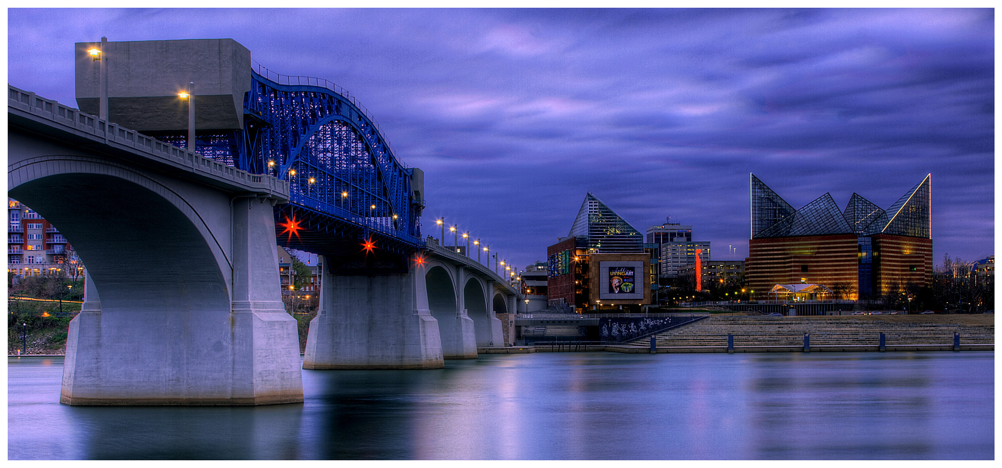 Photograph Red Lights by Keith Mitchell on 500px