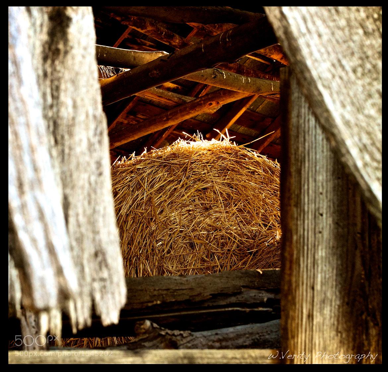 Photograph Hay Loft by Warren Verity on 500px