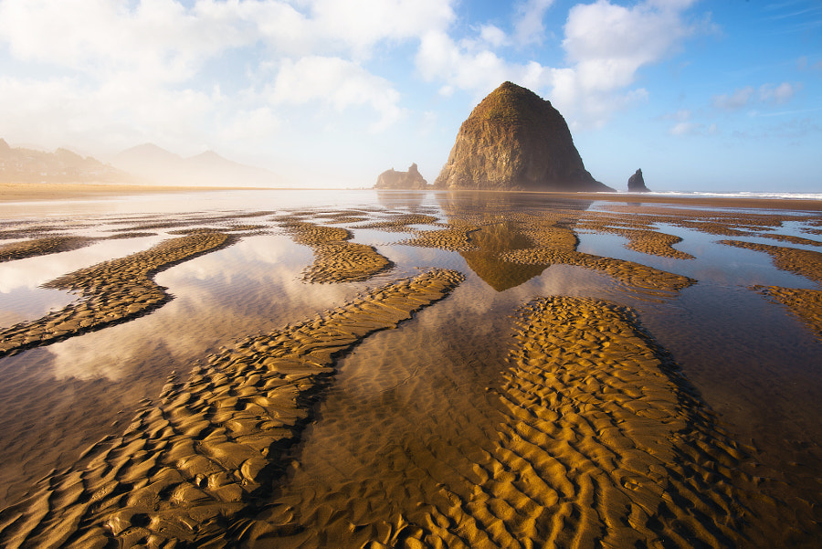 Cannon Beach Redux by Nathaniel Merz on 500px.com