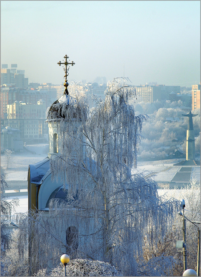 Photograph winter city by Konstantin Alexeev on 500px