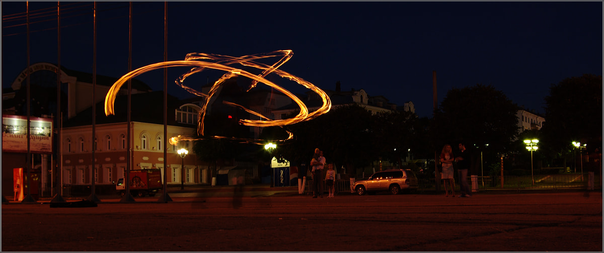 Photograph Fireshow by Konstantin Alexeev on 500px