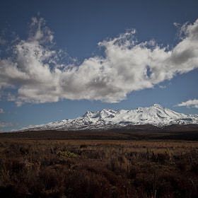 Ruapehu, 2012
