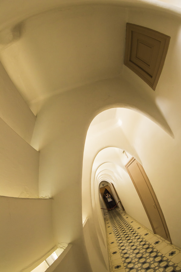 Gaudi Passageway
