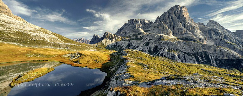 Photograph Mountain World by Kilian Schönberger on 500px