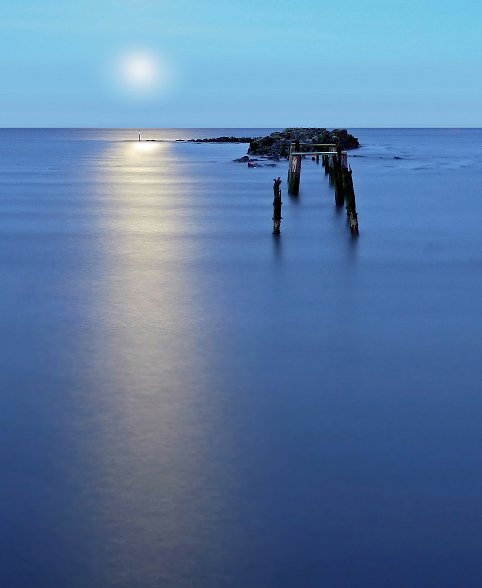 Photograph by the light of the moon by KENNY BARKER on 500px
