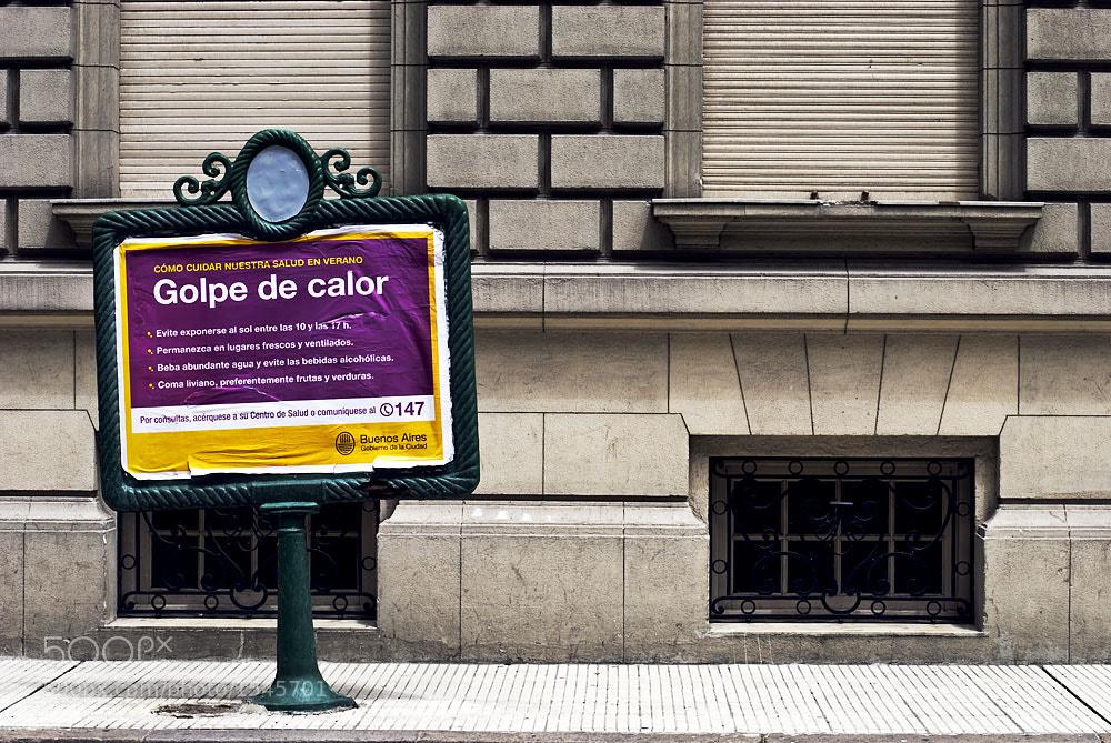Photograph Golpe de Calor by Paulo Capiotti on 500px