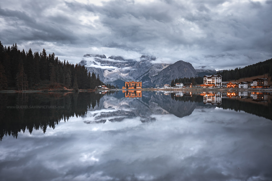 Lago di Misurina by guerel sahin on 500px.com