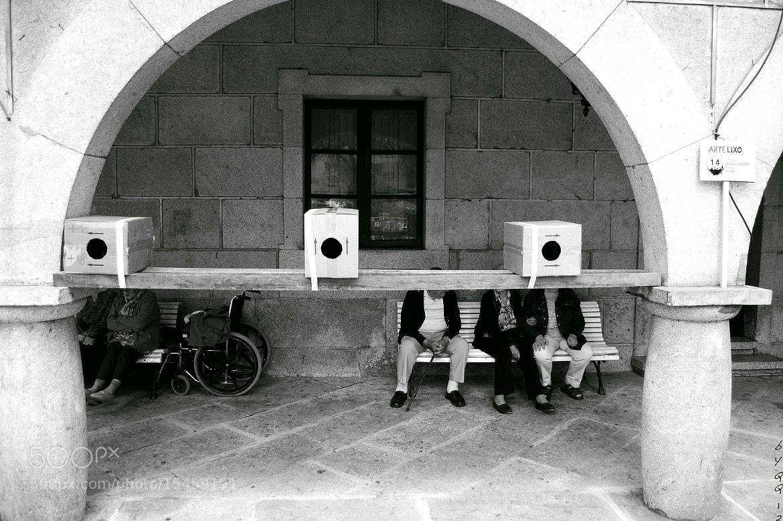 Photograph DONDE TENEMOS LA CABEZA?//WHERE DO WE HAVE HEAD? by Kike Martínez  on 500px