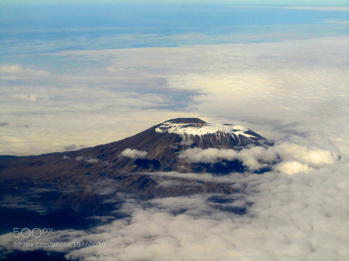 Photograph Mount Kilimanjaro by Audrey H on 500px