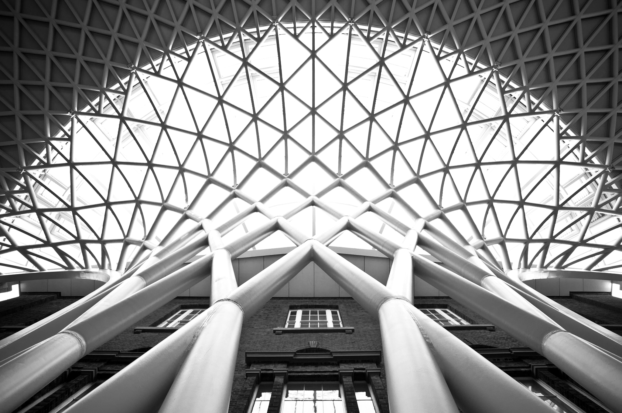 Photograph Kings Cross Station by TobesG on 500px