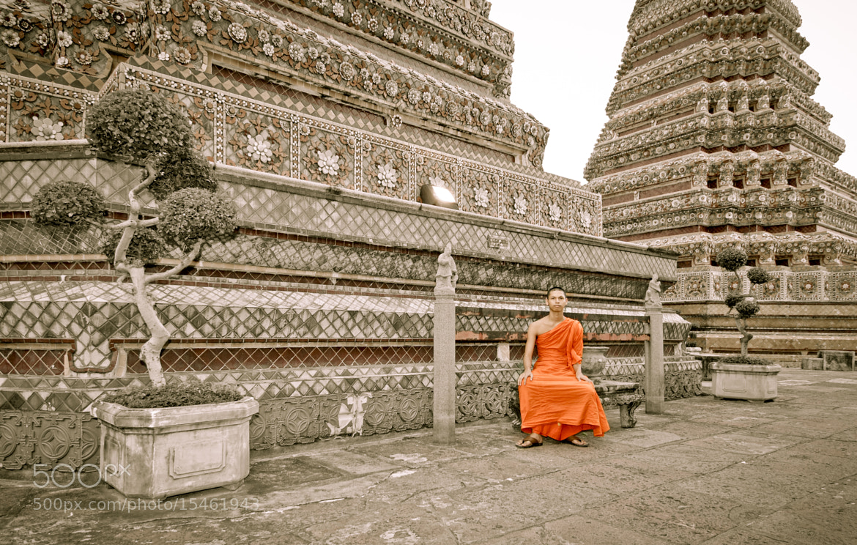Photograph Wat Pho by Arash Khamooshian on 500px