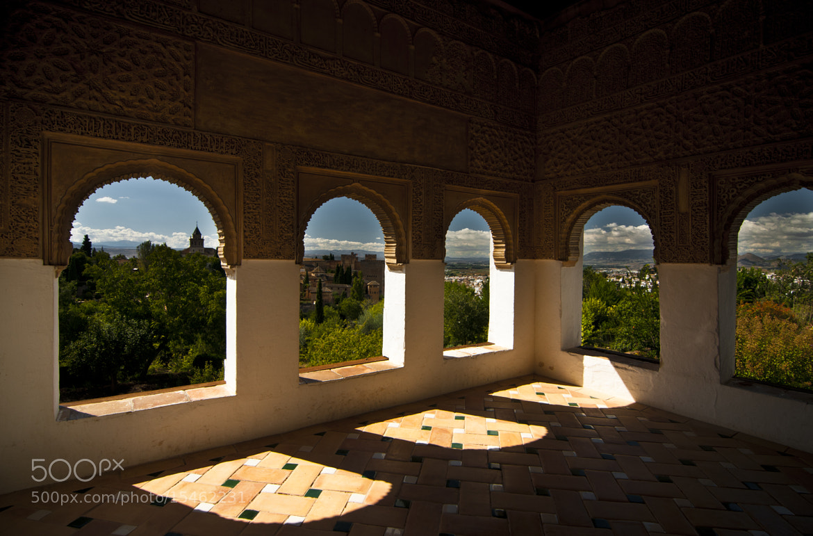 Photograph La Alhambra by David Azurmendi on 500px