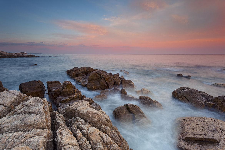 Photograph Coastal sundown by Emelianenko Dmitrii on 500px