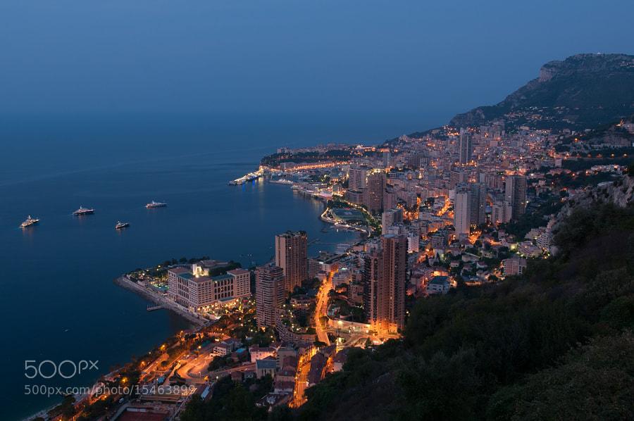 Monaco by Tme