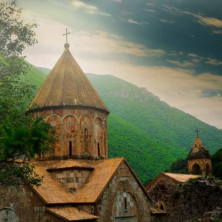 Dadivank monastery karabakh