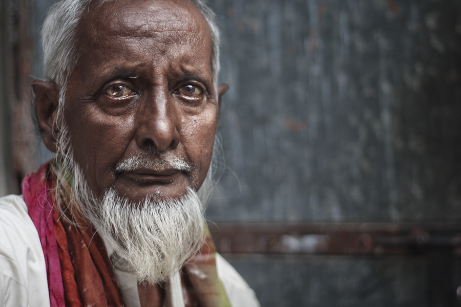 Photograph Portrait from India 24 by Zuhair Ahmad on 500px