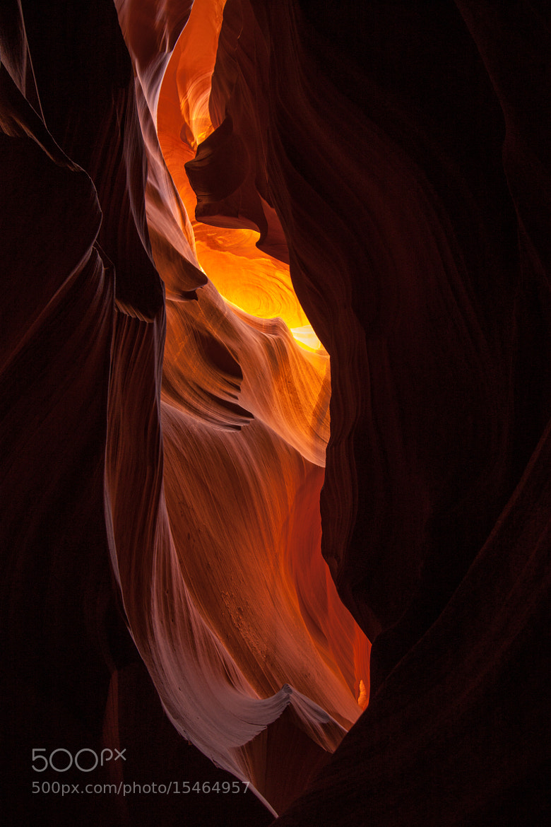 Photograph Antelope Canyon by Gilles Baechler on 500px