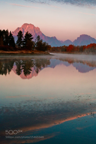 Photograph Oxbow Bend - Wyoming by Jack Booth on 500px
