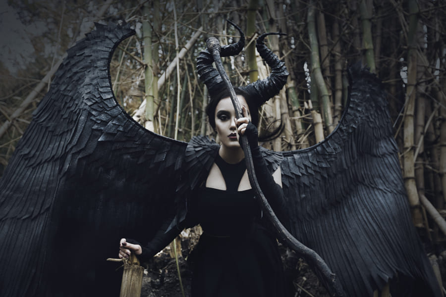 Maleficent by Kimberly Potvin on 500px