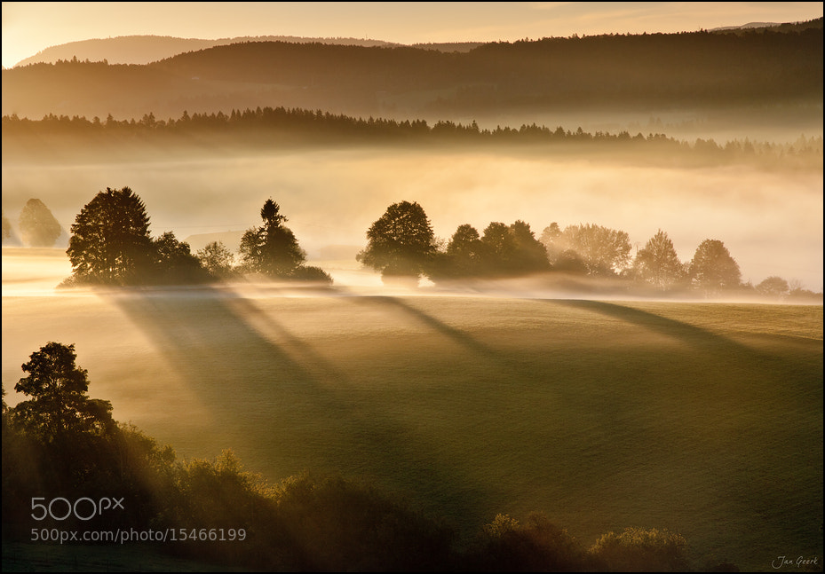 Photograph Franches Montagnes by Jan Geerk on 500px