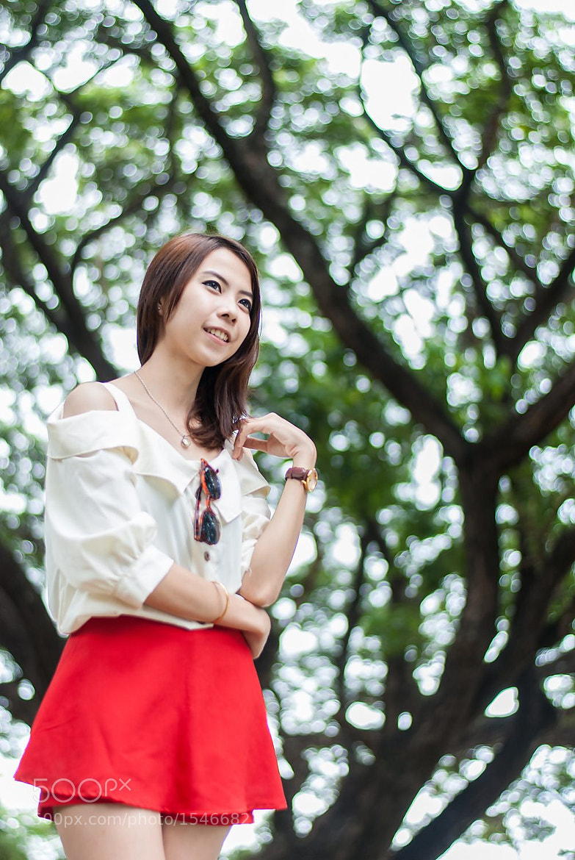 Photograph Pretty by Sitidet Warunwarnitbunchar on 500px